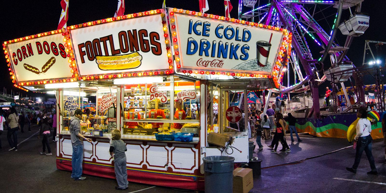 Oklahoma State Fair  Food
